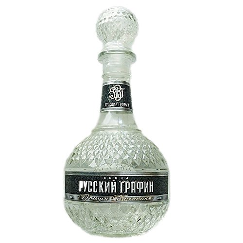 Wodka 40% Russkij Grafin Premium Klassik 500ml Vodka Водка русский графин