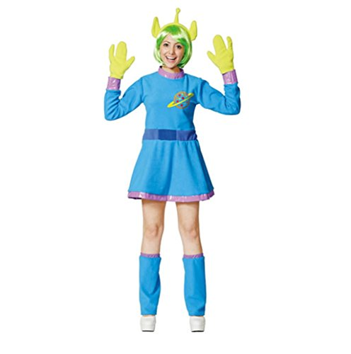 Disney Toy Story Costume - Alien Costume - Teen/Women's XS/S Size -
