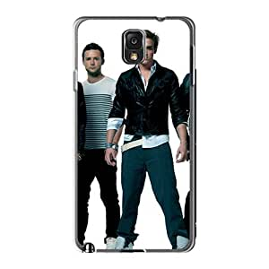 Excellent Hard Cell-phone Cases For Samsung Galaxy Note3 (nsT446ovUx) Customized Nice Mcfly Band Series