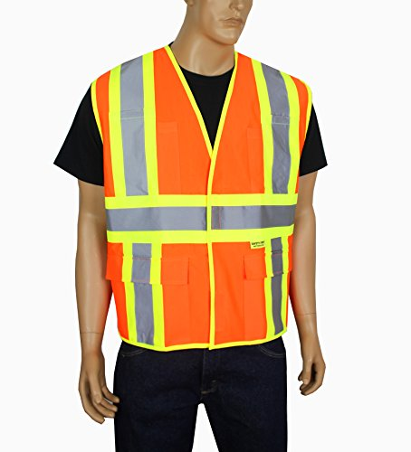 Hi Viz Vest With Led Lights in US - 2