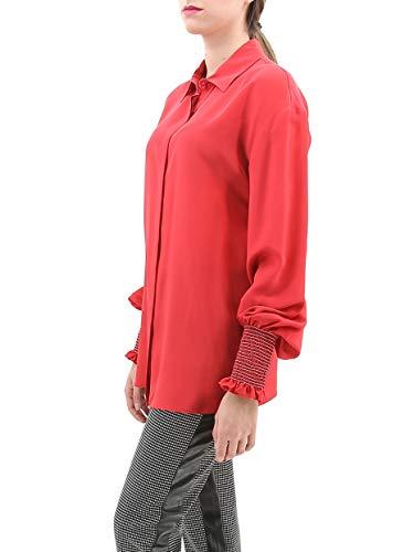 Rosso r60 Camicia 7050 1b13fl Alberto Pinko q7THF7