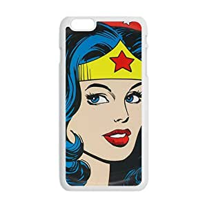 Amazing woman Cell Phone Case for iPhone plus 6