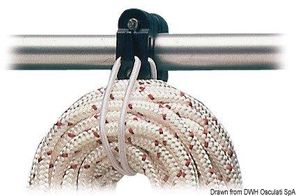 Osculati 63.450.80 - Gancio nylon raccoglicime
