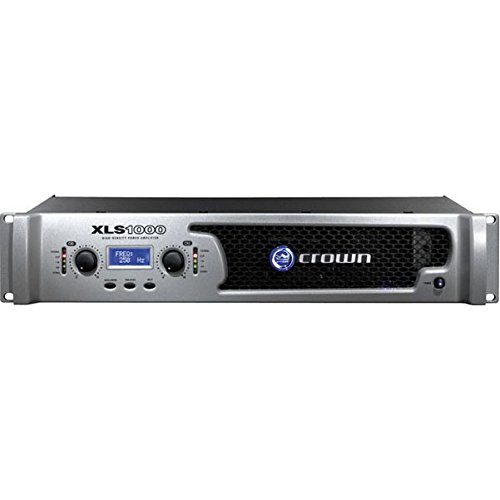 (Crown XLS1000 Power Amplifier)