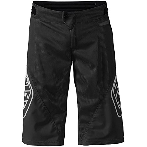 Troy Lee Designs Sprint Shorts - Boys' Solid Black, 24