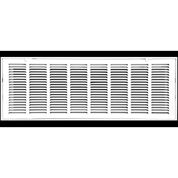 30 X 14 Air Return Filter Grille Stamped Steel Face