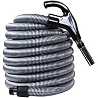 OVO (ACCHO-30LV-BK-OVO) Universal 30ft Switch Control Low-Voltage Hose, Black & Grey