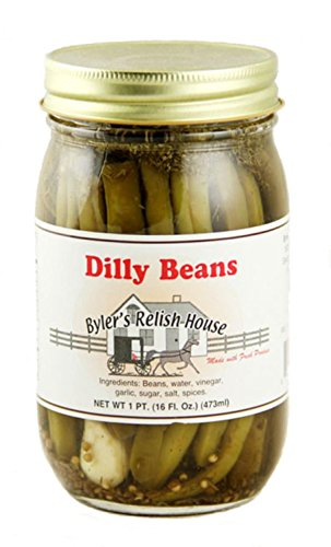 pickled beans - 4