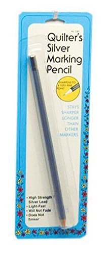quilters silver marking pencil - 5