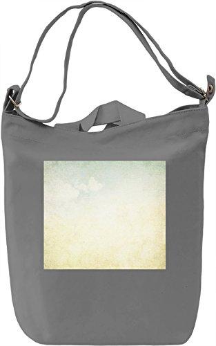 Water Color Texture Borsa Giornaliera Canvas Canvas Day Bag| 100% Premium Cotton Canvas| DTG Printing|