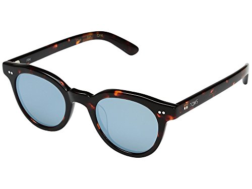 TOMS Women's Fin Whiskey Tortoise - Whiskey Barrel Sunglasses