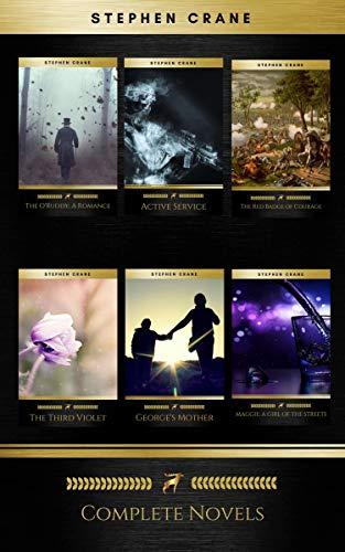 Complete Novels (Golden Deer Classics): Active Service, George