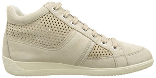 Geox Damen D Myria B High-top Beige (lt Taupec6738)