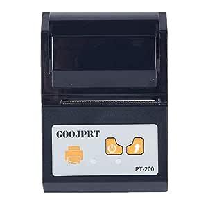 iBàste USB Wireless Bluetooth Ticket Impresora de Recibos ...