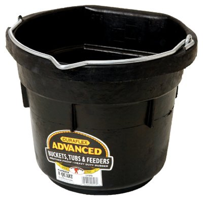 Little Giant Advanced Flat Back (Flat Side Rubber Bucket)