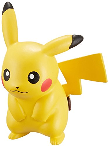 Takaratomy Pokemon Sun & Moon EX EMC-01 Mini Action Figure, Pikachu