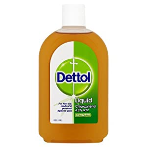 Dettol Topical Antiseptic Liquid, 16.90 Ounce