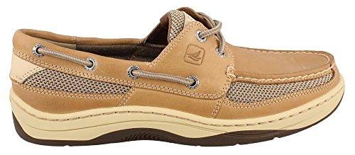 Shoe 3 Boat Eye - SPERRY Men's Tarpon 2-Eye Boat Shoe, tan, 9.5 Medium US