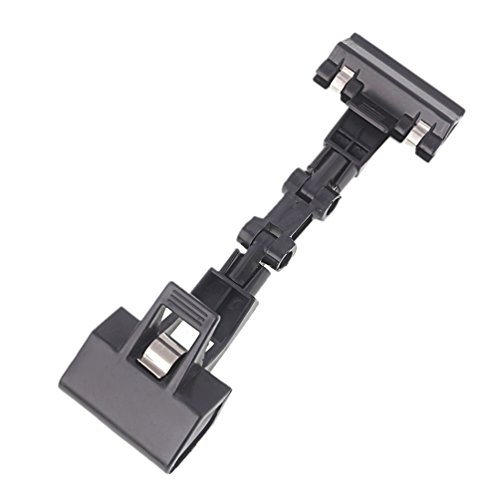 Towashine Copy Holder Double Head Rotatable Painting Clip for Artist Easels Drawing Boards Picture Sketch