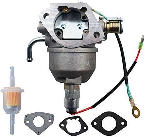 Carburetor Fits KOHLER CH730 CH750 With Fuel /& Oil Filter Kit Nikki Carb