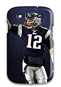 EZw-341KrdejQOz Case Cover Protector For Galaxy S3 Tom Brady Case