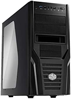 Cooler Master ATX Mid Tower Computer Case