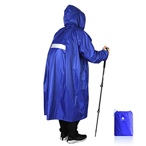 Anyoo Waterproof Rain Poncho