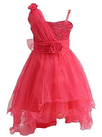 Amazon.com: wawali niña de las flores princesa bebé Floral ...