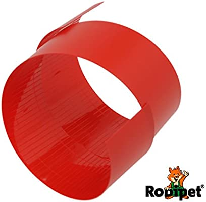 Cinta de correr Rojo para 27 cm wodent Wheel: Amazon.es: Productos ...