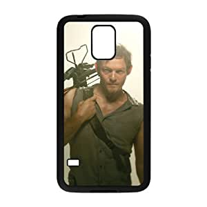 The Walking Dead Brand New Cover Case for SamSung Galaxy S5 I9600,diy case cover ygtg321246