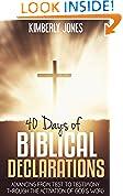 40 Days Of Biblical Declarations