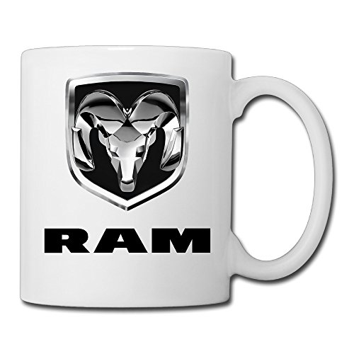 dodge-ram-logo-custom-coffee-tea-mug