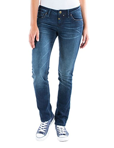 Basic Blau Donna Dritta Gamba a Timezone Jeans 3043 xvqYRc