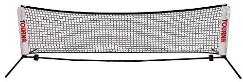 (Tourna 18-Foot Portable Tennis Net for Youth)