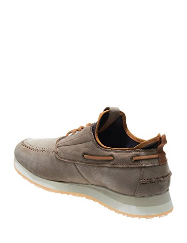 Leather Jude 4 Beige Sneakers Boat Taupe Men's Eye Sebago aXxw5