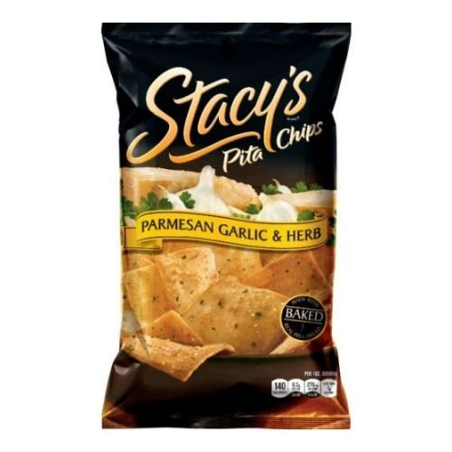 (Stacys Parmesan Garlic and Herb Pita Chips, 7.3 Ounce -- 12 per case.)