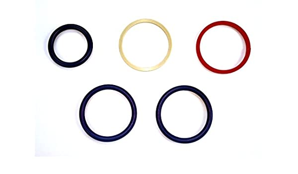 TamerX Diesel Fuel Injector Seal Kit for Caterpillar C7 2004-2009
