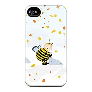 Protection Case For Iphone 5/5s / Case Cover For Iphone(autumn Halloween October)
