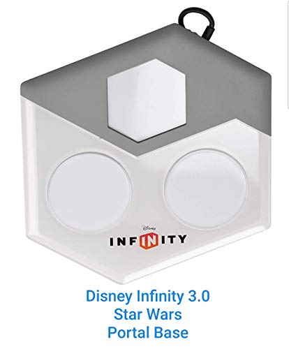 (Disney Infinity 3.0 Star Wars Replacement Portal Base Only for PS3, PS4, Wii U)