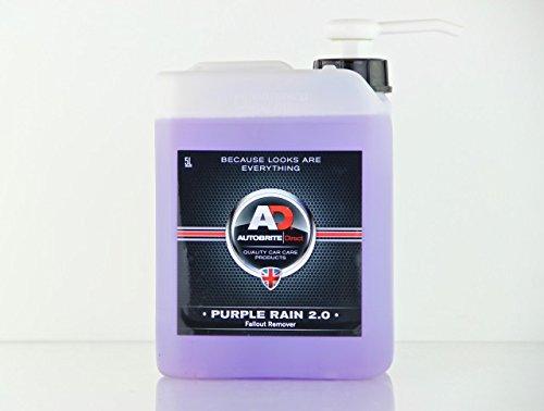 Autobrite Diretto 5060430150596 Purple Rain, 5 litro 5litro