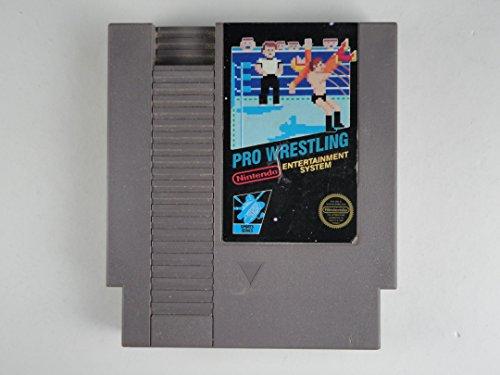 Pro Wrestling Original Classic Nintendo Game