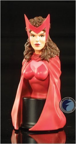 Scarlet Witch (Avengers) Mini Bust Bowen