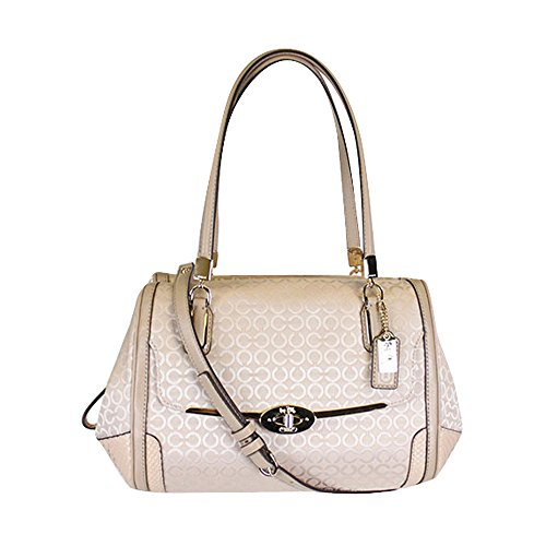 Coach Madison OP ART Perle Small Madeline Handtasche 27848