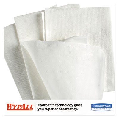 Disposable Washcloth, 10'' x 12-1/2'', 8 Pack, 560 Sheets/Pack