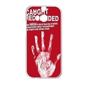 Clzpg Cheap HTC One M8 Case - Orangutan case cover