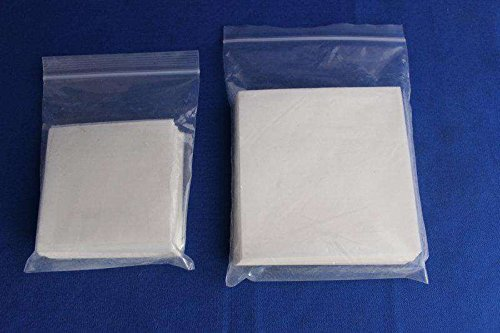 75mm75mm Pack of 1000 Weighing Paper Sheet Non-Absorbing High-Gloss