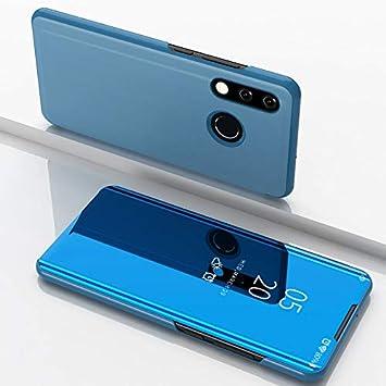 Funda para Huawei P Smart Plus 2019 Estuche Espejo Elegante ...