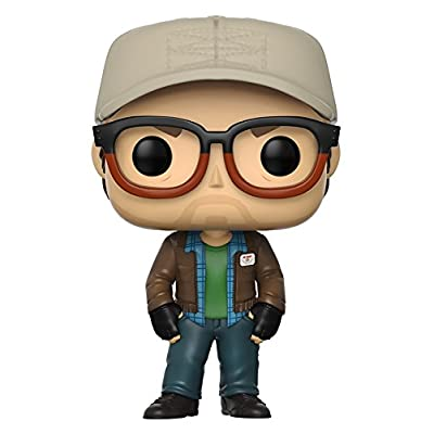 Funko POP TV Mr. Robot Mr. Robot Action Figure: Funko Pop! Tv:: Toys & Games