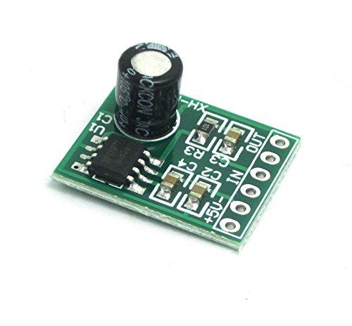 WINGONEER XPT8871 5W Mono Audio Stereo Digital Power Amplifier Board DC 3.7-5V AMP Amplifiers Module Control Board