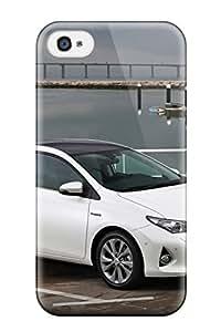 Iphone 4/4s Case Cover Skin : Premium High Quality Toyota Auris 22 Case